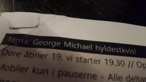 George Michael Hyldestkvis