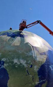 Climate Planet på den nye Havnefront - Er kloden revnet?