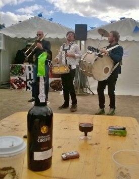 Mad, Jazz og Portvin 2016