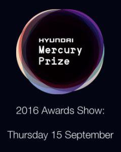 2016 Hyundai Mercury Prize