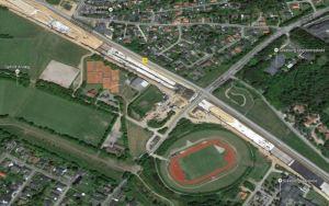 Overdækning af Silkeborgmotorvejen