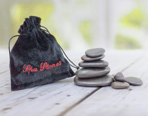 Piedras SPA para masajes