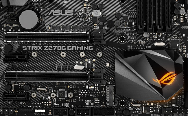 Overview Rog Strix Z270g Gaming Rog Republic Of