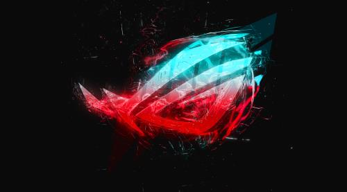 wallpapers rog republic of