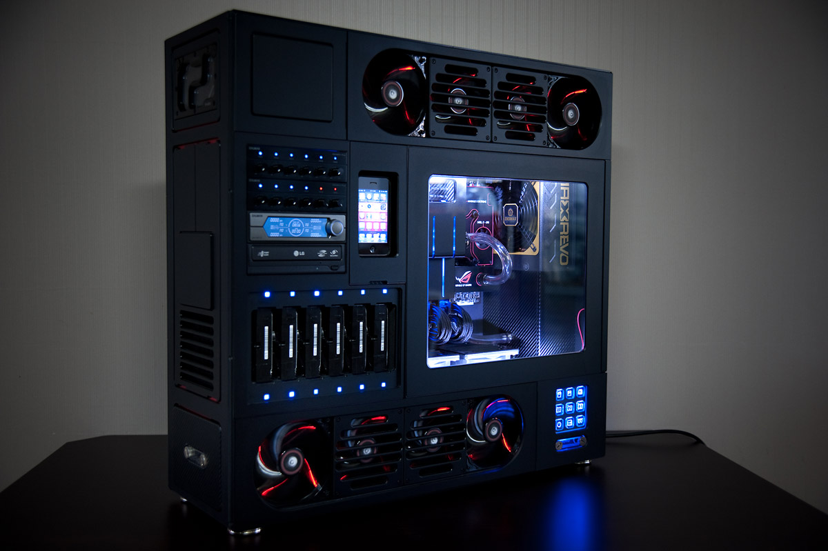ROG Watercooling System by MyWorks  Republic of Gamers  ROG  Republic of Gamers Global