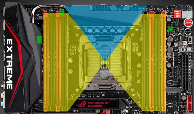 ASUS & ROG X99 Exclusive: OC Socket – Extra Pins, Extra Performance! 21