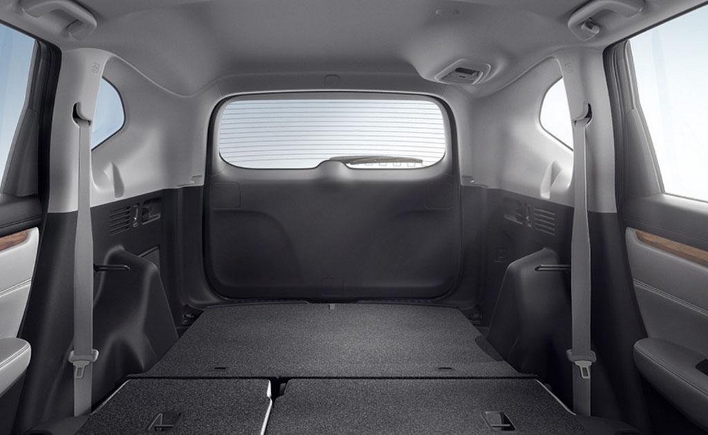 Image result for HONDA CR-V 2018 60/40 Split Rear Fold-Flat Seating