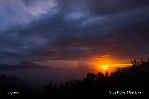 Sunrise Java