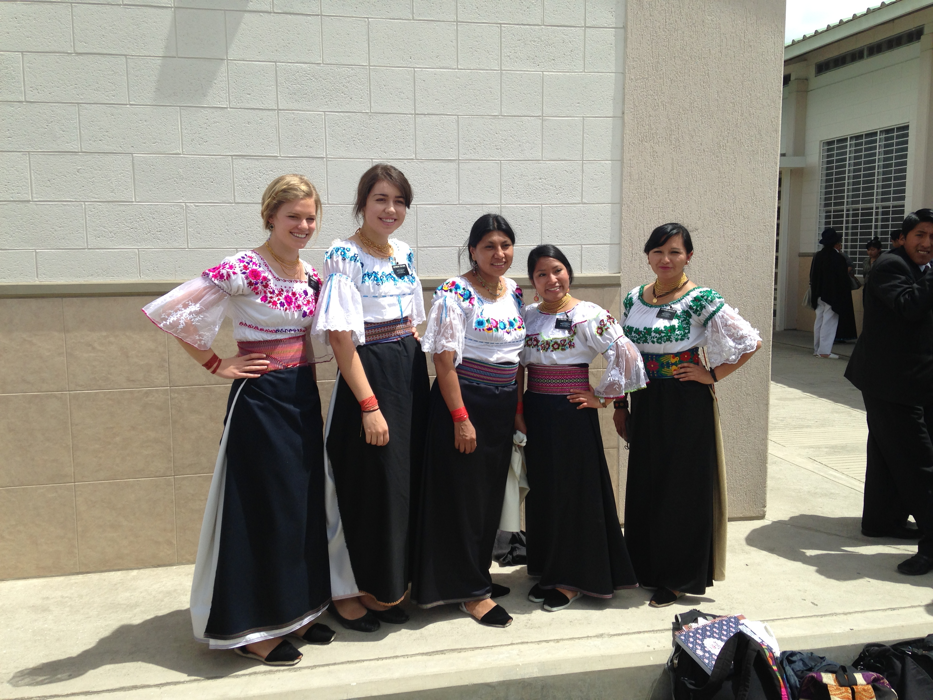 Otavalo Ecuador And The Changing Demographics Of The LDS