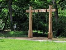Design Wooden Swing Sets Tired Road Warrior