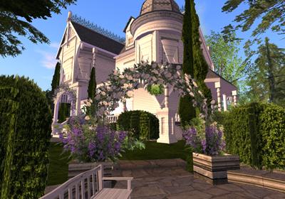 Impressionen aus Second Life