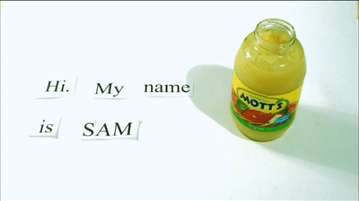 Applesauce - Sam Brubacker