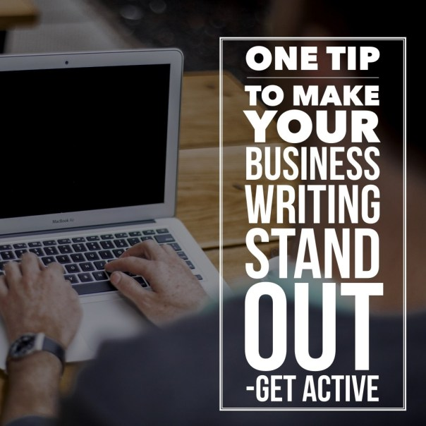 Business Writing Stand Out