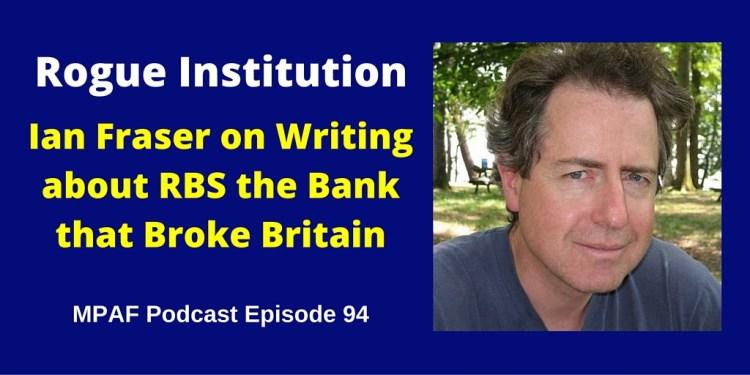 RBS the Bank that Broke Britain