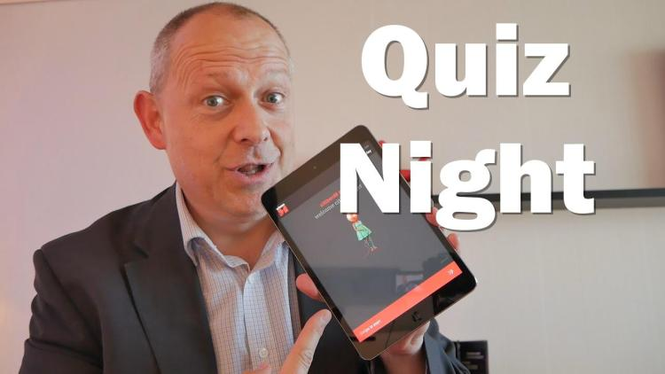 Posh Airline Breakfasts, Gen Y, CitizenM and Quiz Nights - RogVLOG - 10
