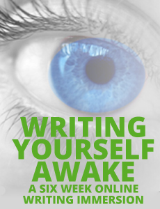 Writing Yourself Awake