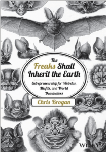 Freaks shall inherit the earth book cover