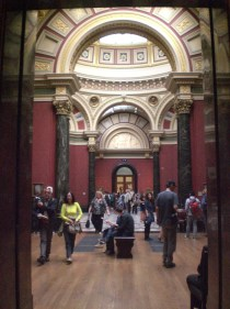 In the National Gallery