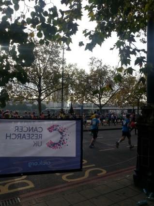 Running for Cancer Research