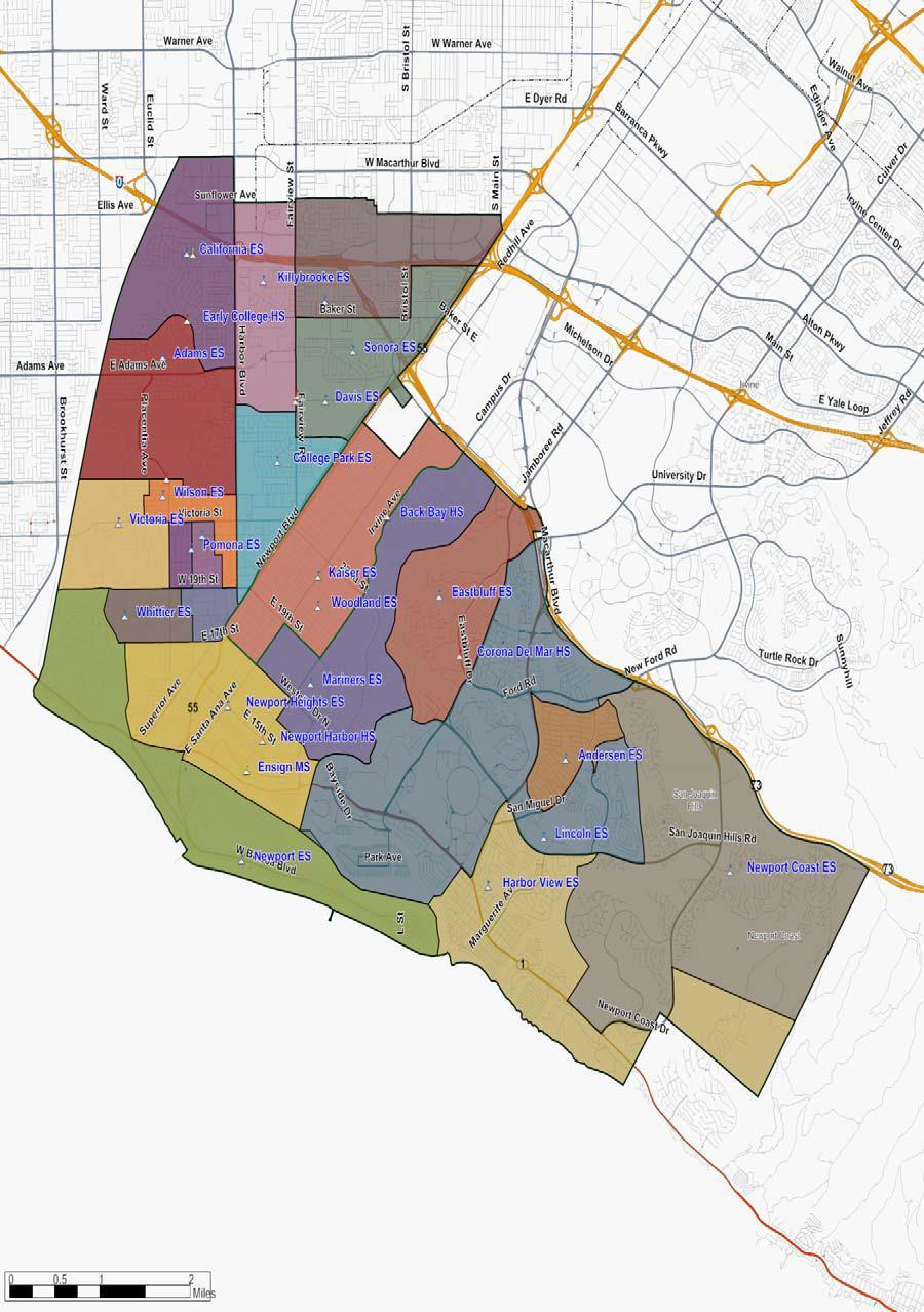Newport Mesa Unified School District NMUSD  Real Estate Blog of Orange County