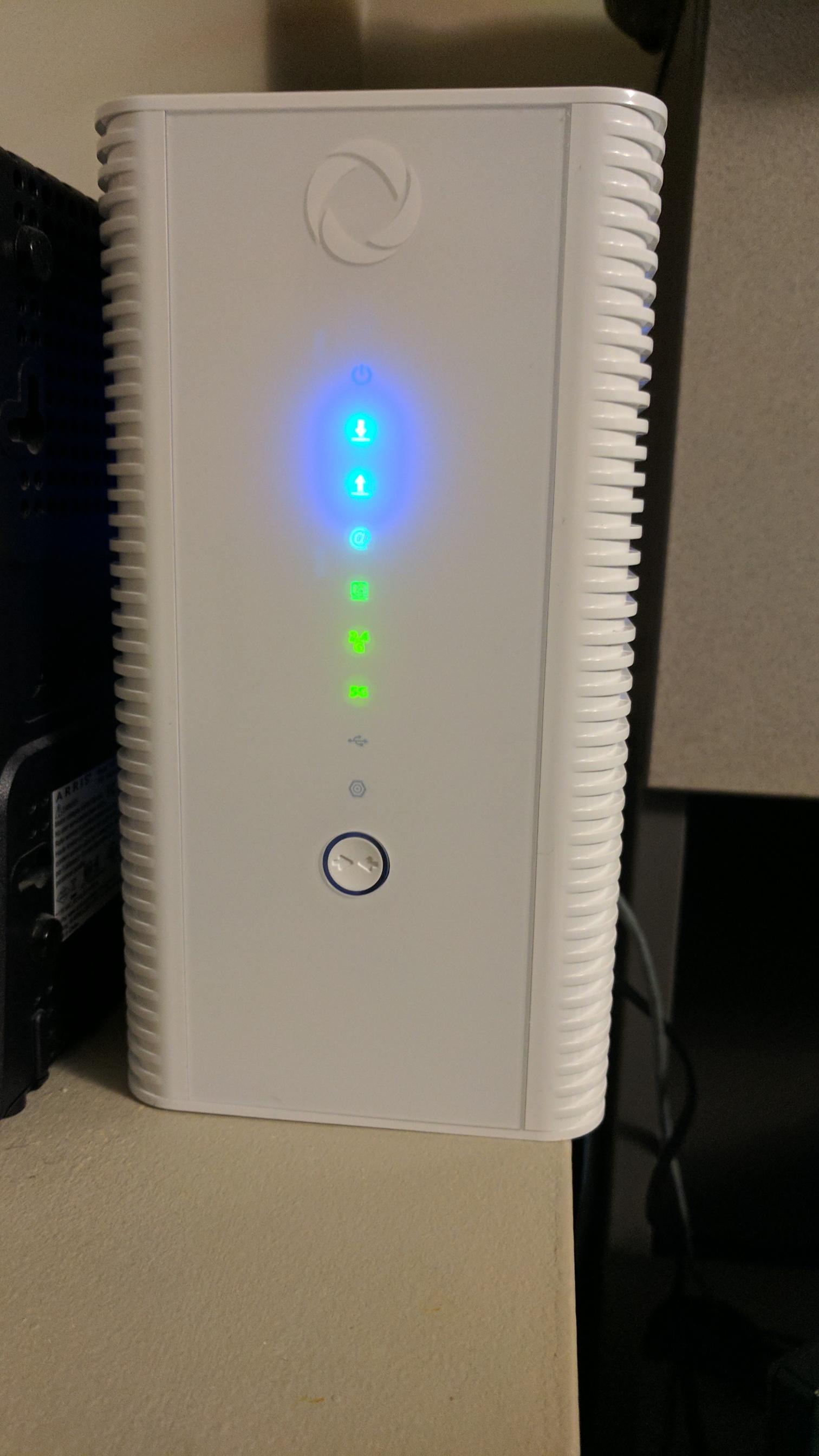 Hitron Router