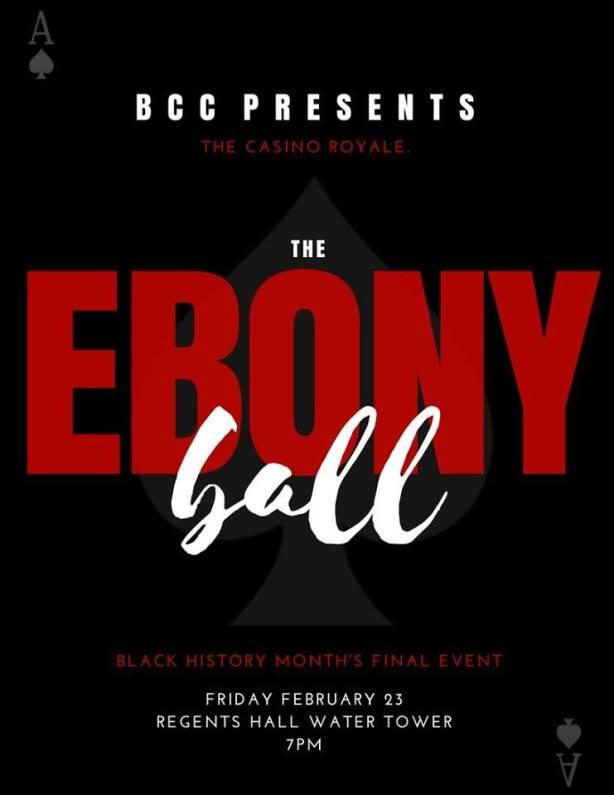 ebony ball