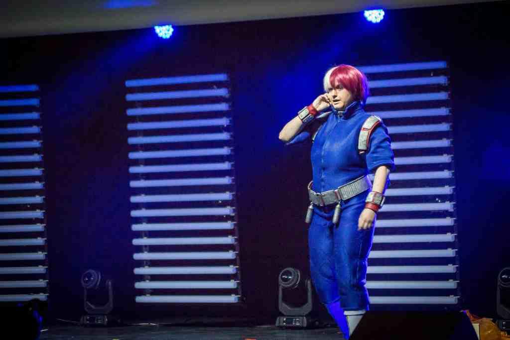 Shoto Todoroki. MHA cosplay ideas