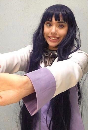 Hinata cosplay