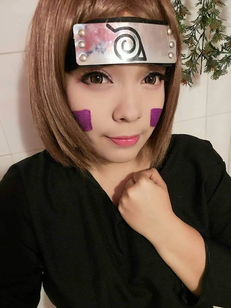 Rin cosplay