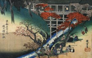 800px-Hiroshige_People_under_maple_trees_by_a_stream