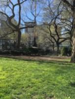 City Hall Park, Manhattan