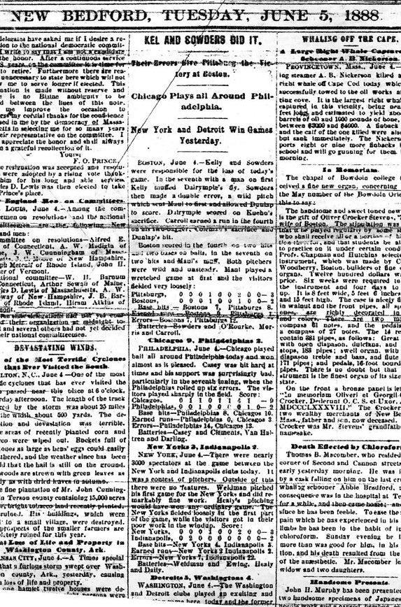 New Bedfod Daily Mercury, June 5, 1888, imageedit