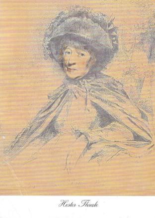 Mrs. Hester (Lynch) Thrale