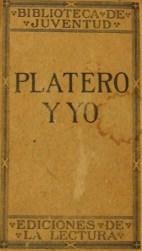 a1-platero-y-yo-first-edition-1914