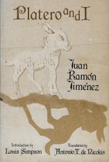 """Platero and I,"" translated by Antonio T. de Nicolás"