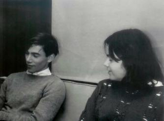 John Waite and Kathy Phair