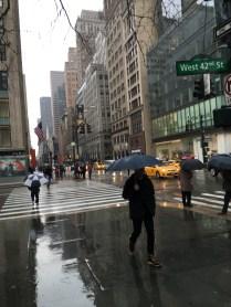 Fifth Avenue, April 2016
