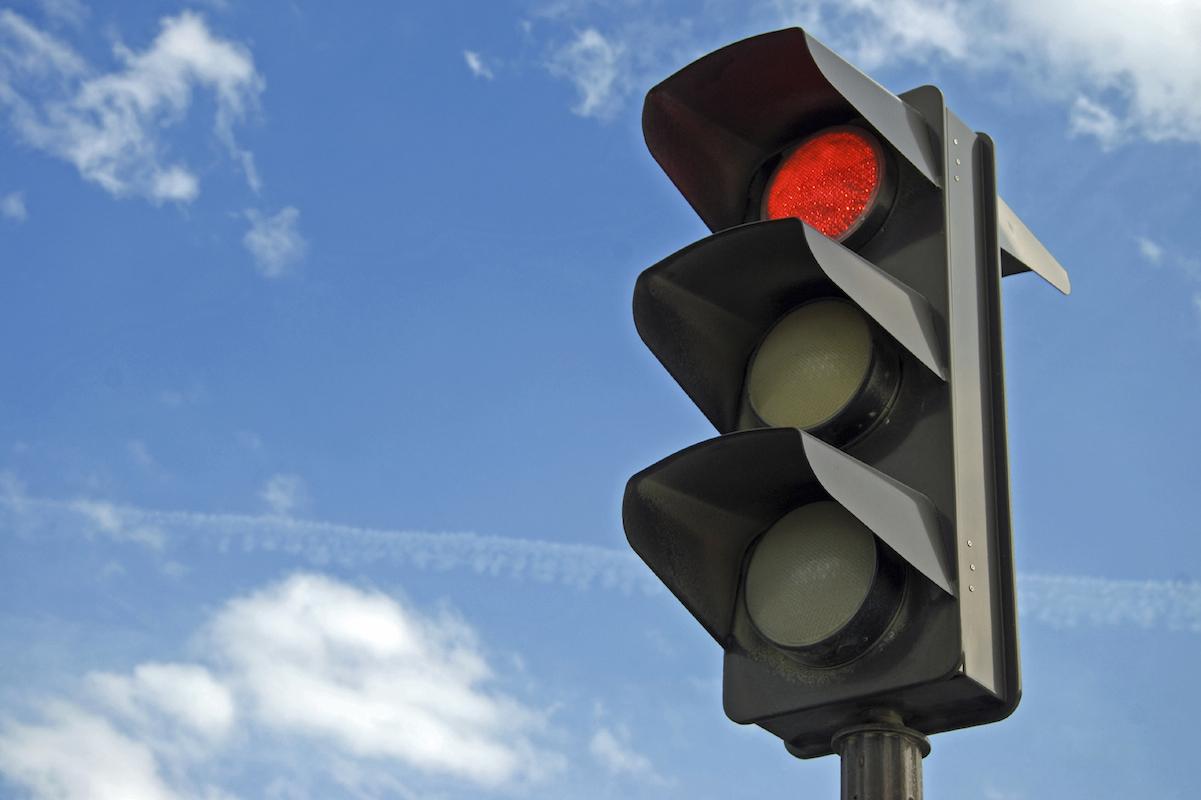 Hannibal Red Light Camera Ticket