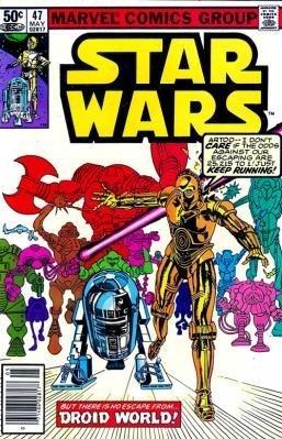 Star Wars #47 (1981)