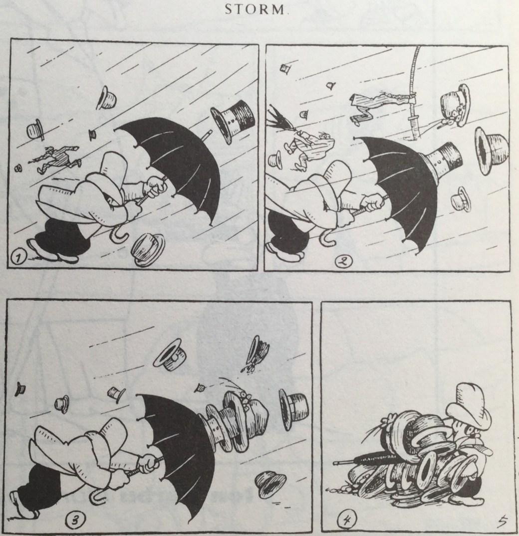 Adamson av Oscar Jacobsson: Storm