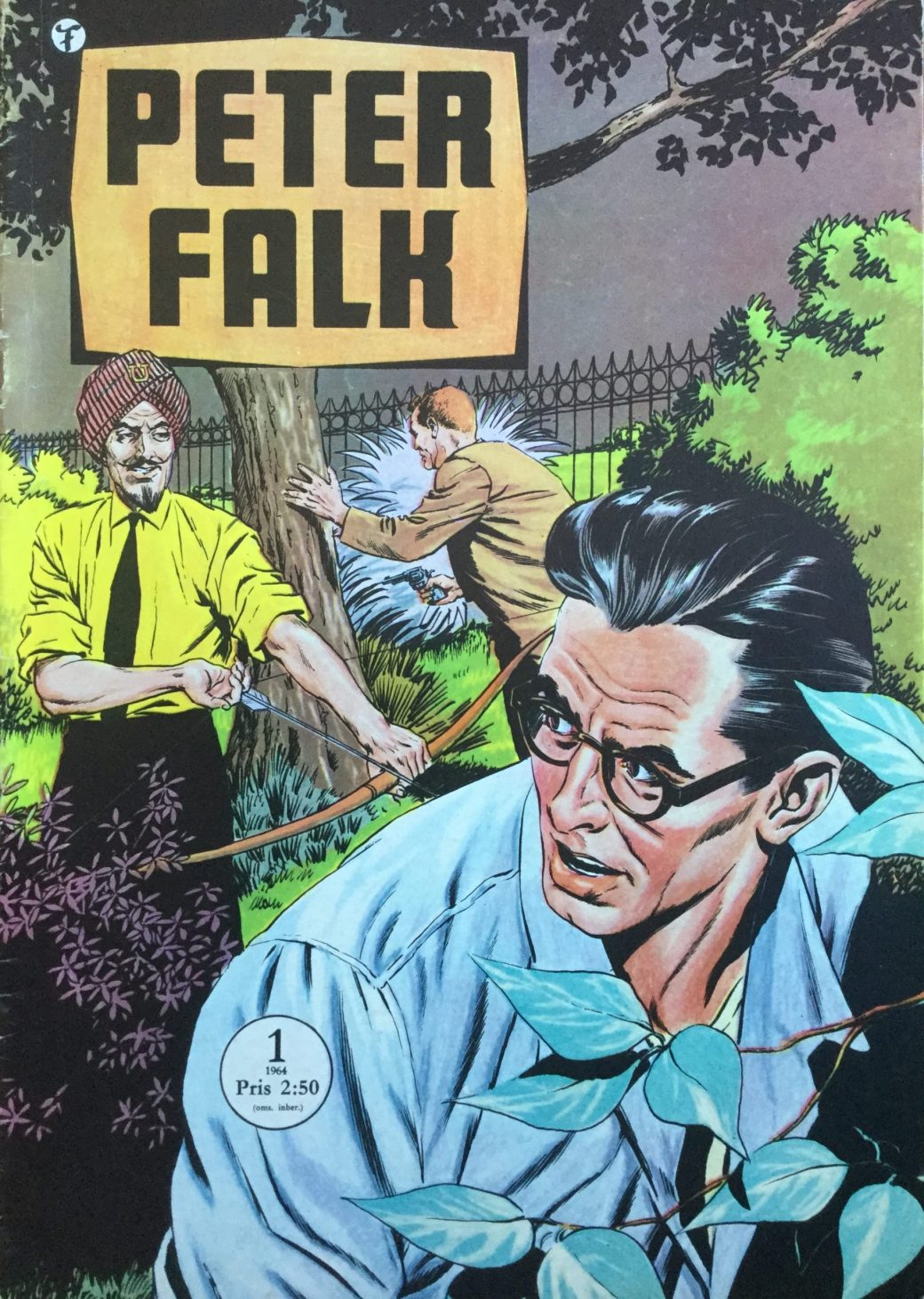 Peter Falk nr 1, 1964