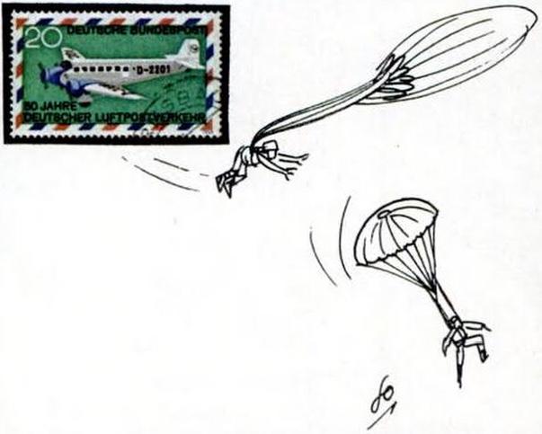 Linkert myntade begreppet Stamptoon