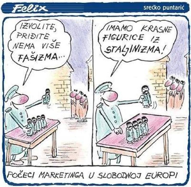 Serien Felix av Srećko Puntarić