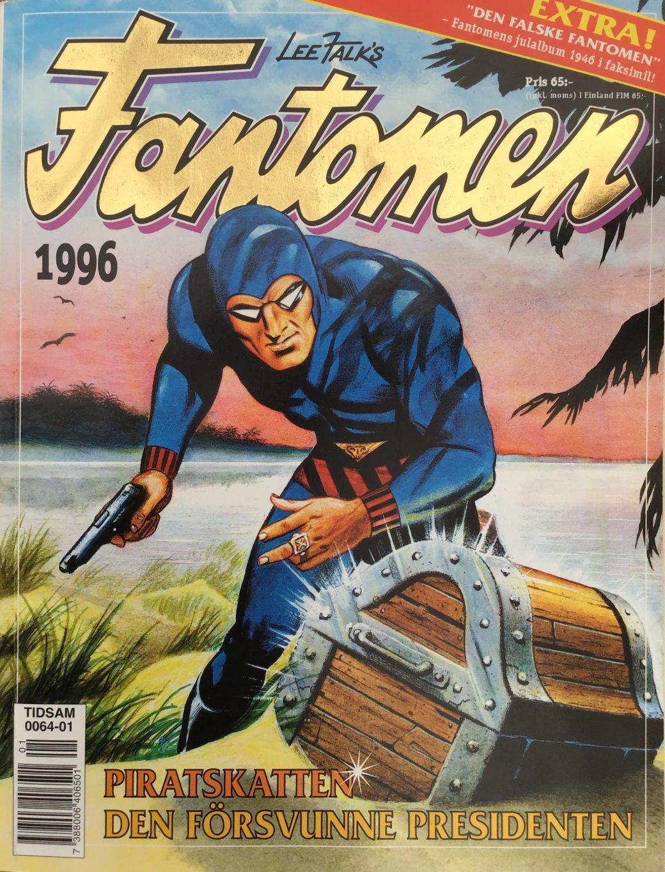 Fantomen julalbum 1996/1946