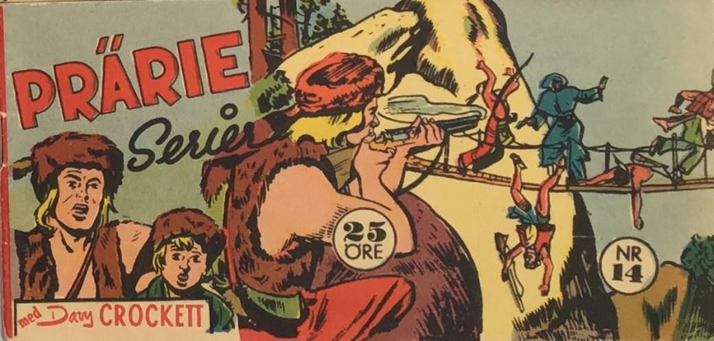 Prärieserier nr 14, 1959
