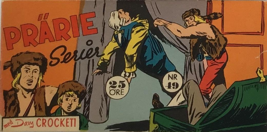 Prärieserier nr 49, 1958