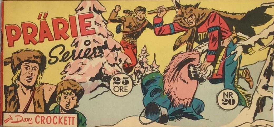 Prärieserier nr 20, 1959