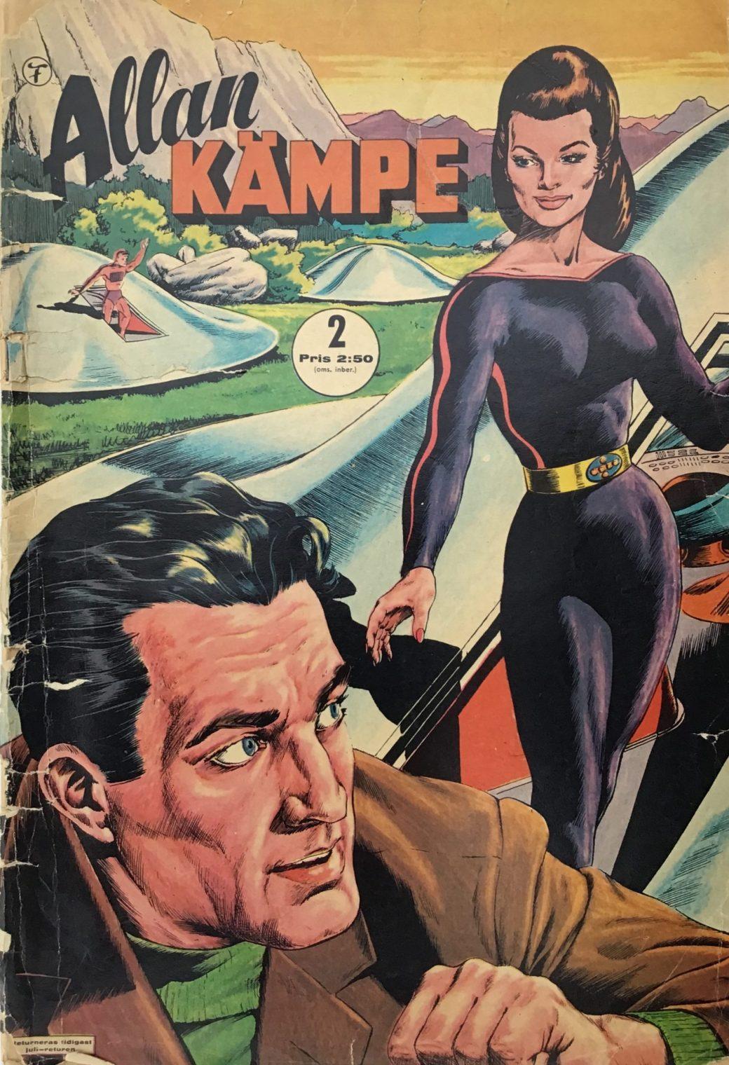 Allan Kämpe nr 2, 1963
