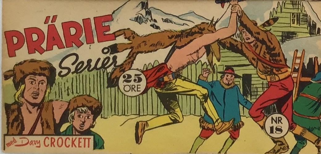 Prärieserier nr 18, 1959