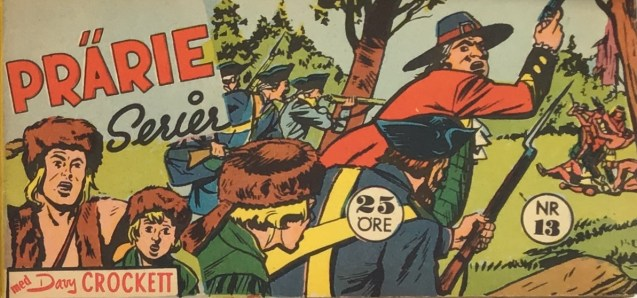 Prärieserier nr 13, 1959